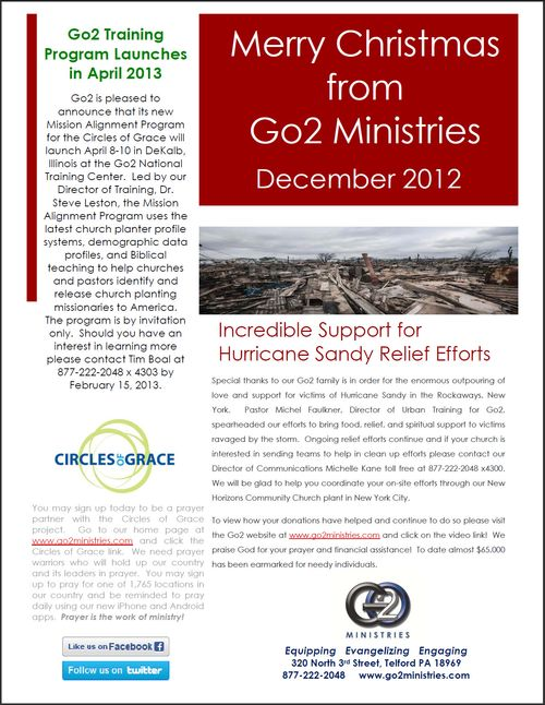 Go2December2012Newsletter